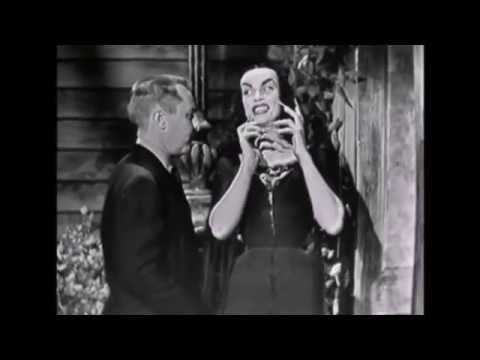 Vampira in the George Goble Show