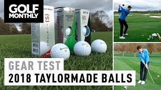TaylorMade TP5 v Project (a) v Project (s) | Balls Test | Golf Monthly