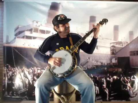 World Fastest Banjo Player