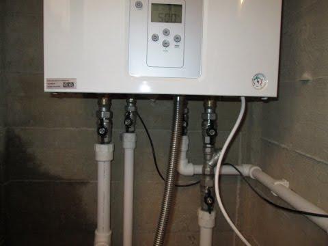0 - Установка газового котла своїми руками