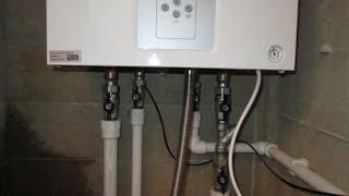 видео Монтаж, установка и замена газовых колонок в частном доме