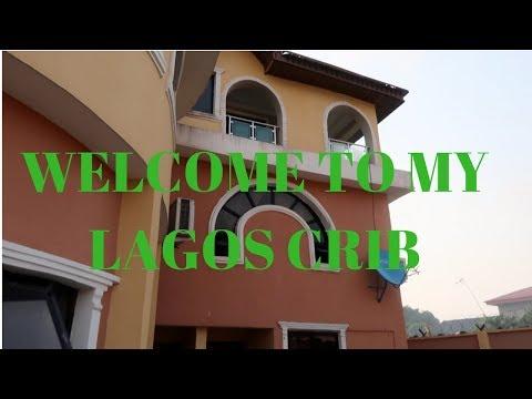 S2 EPISODE 4: MY LUXURIOUS LAGOS MANSION | Lagos House Tour