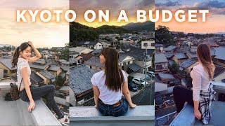 How To Travel On a Budget In Kyoto