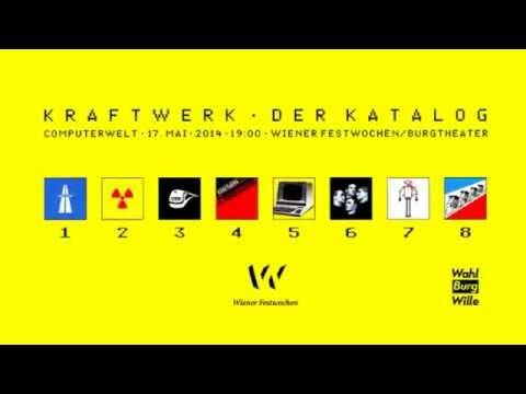 KRAFTWERK - Nummern / Computerwelt (Vienna, 17.5.2014)