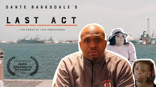 """""""She told me she forgave me...""""   Dante Barksdale's Last Act"""