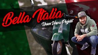 HOW DEEP? // BELLA ITALIA - UNSER VESPA PROJEKT