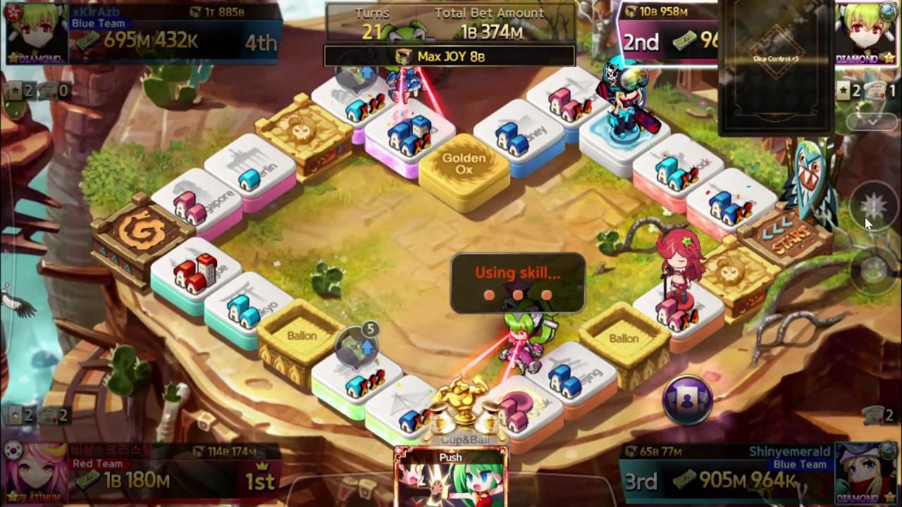 Treasure Spiel Lösung