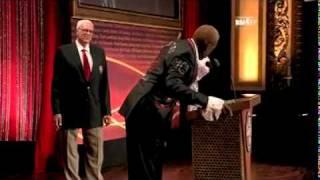 Dennis Rodman Hall Of Fame Speech 2011