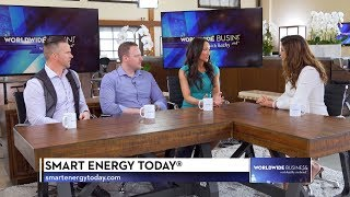 Smart Energy Today featured on Worldwide Business with kathy ireland®