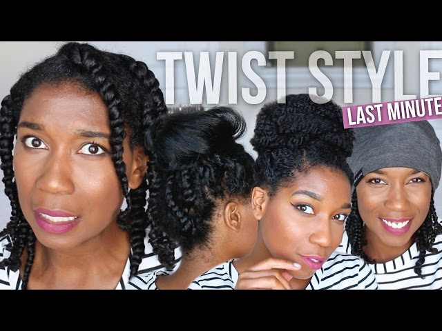 Protective Styles 101 These Simple 17 Natural Hair Tutorials Are A