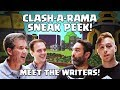 Clash-A-Rama! Meet the Writers!