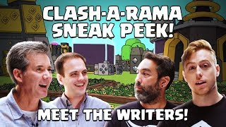 Clash-A-Rama! Meet the Writers!