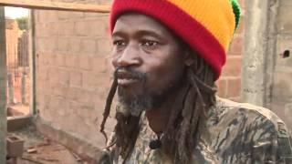 Jezy, le prophète du reggae burkinabé