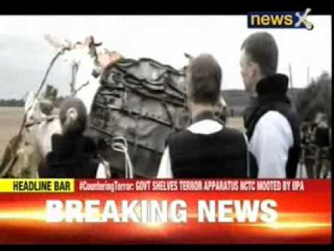 Two Ukraine fighter jets shot down by rebels