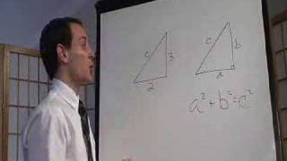 Pythagorean Theorem In 60 Seconds