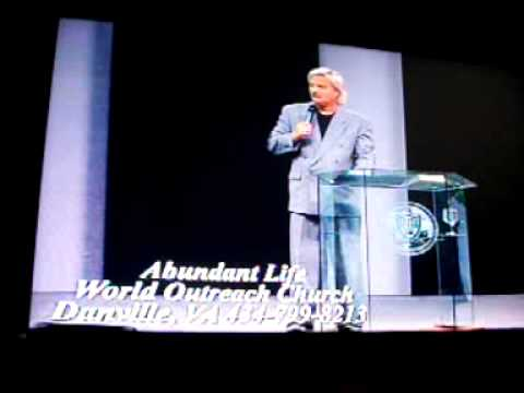 Fear Factor By Pastor Bill Motley, Abundant Life World Outre