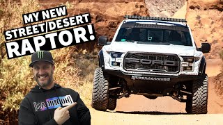 Download Ken Block Tests his NEW Fully Built Ford Raptor in Moab! Mp3 and Videos