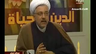الشيخ محمد كنعان - الجهر والإخفات في الصلاة