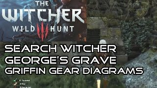 search witcher george s grave griffin school gear diagrams scavenger hunt witcher 3