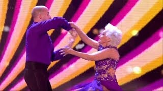 Britain's Got Talent Season 8 Semi-Final Round 5 Paddy & Nico 79 Year Old Superwoman Dancer thumbnail