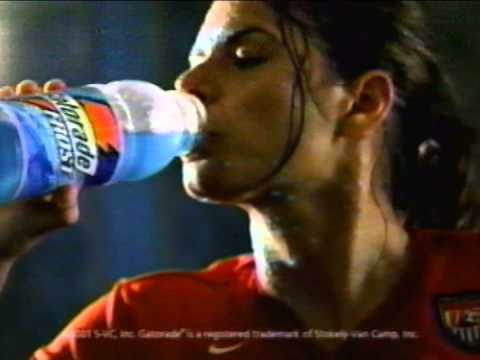 Image result for mia hamm ad