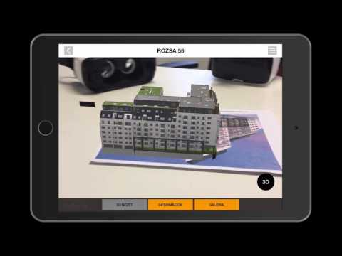 Building in Augmented Reality