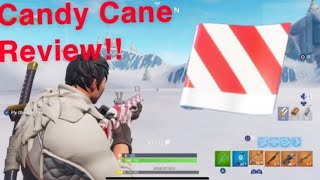 Fortnite Candy Cane Wrap Review - Must Buy only 300 Vbucks