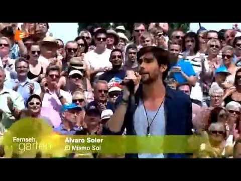 Alvaro Soler - El mismo sol - ZDF-Fernsehgarten - 12.07.2015