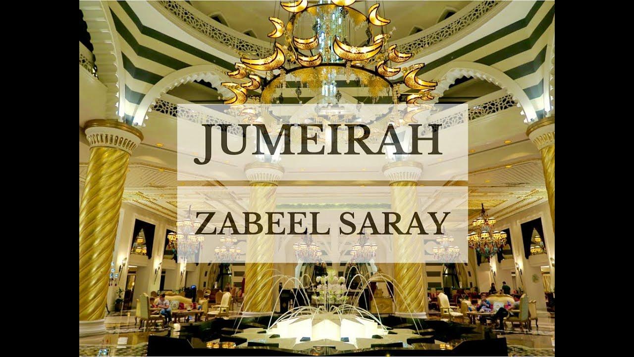 Jumeirah Zabeel Saray at The Palm, Dubai - YouTube