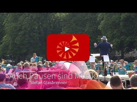 Auch Pausen sind Musik | Landesposaunentag 2018 Braunschweig | ▼hier und ►jetzt