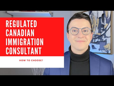 How to choose a Regulated Canadian Immigration Consultant