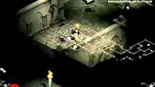 NEW 2011 HACKS -   Diablo 1.13d Maphack!!!Diablo 2 Andy Run mit Orb Sorc.mpg