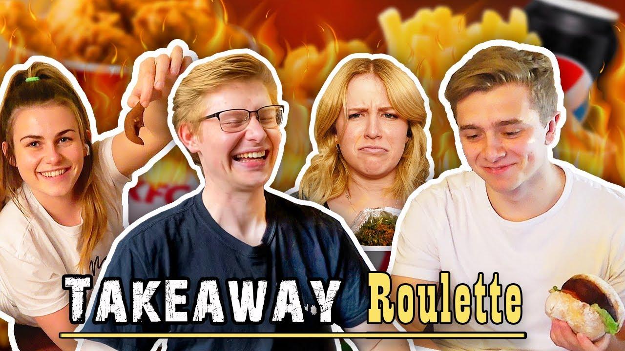 TAKEAWAY ROULETTE – ft Chris, Shannon & Kelly