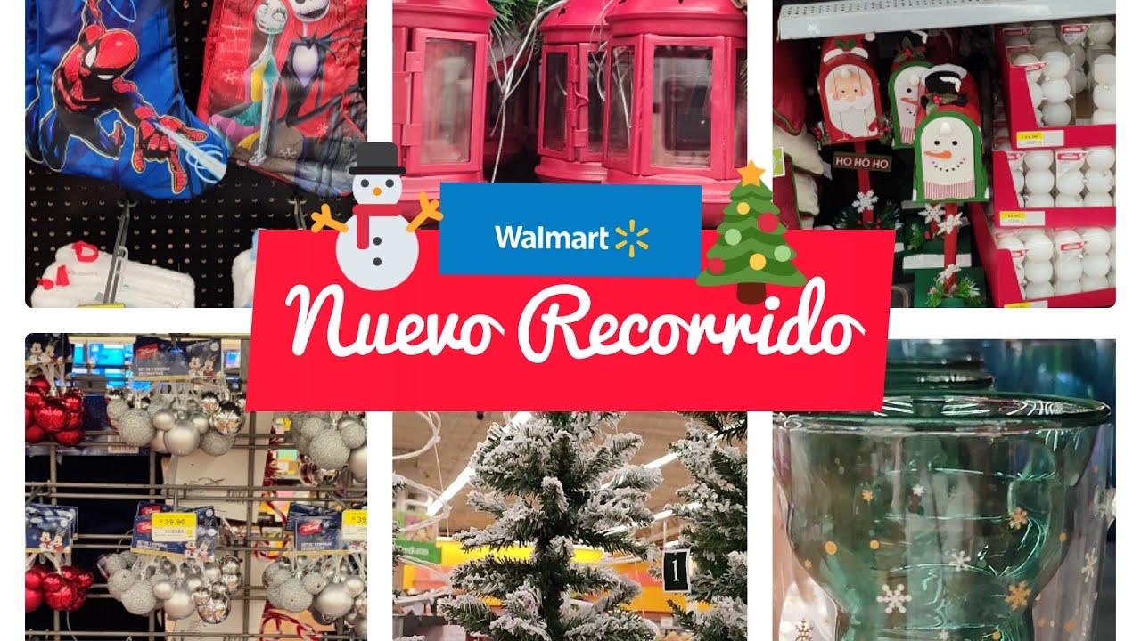Download ☃️🌲Novedades y Recorrido de Navidad en Walmart. Sucursal Centro Comercial Espacio Esmeralda.