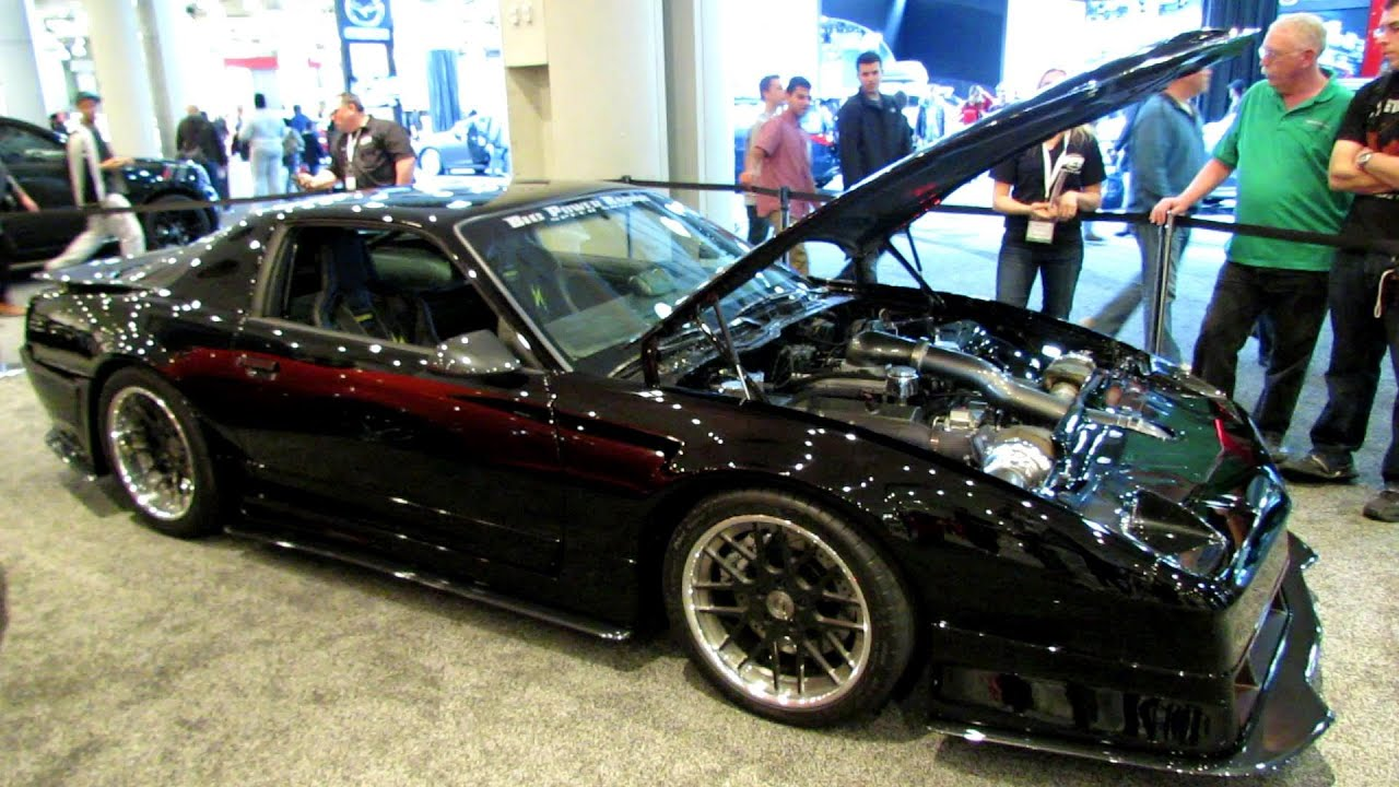 1990 Pontiac Trans Am 1100hp Full Custom 1off Body Kit