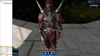 How to have a lightsaber in PAC3