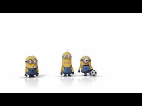 Minions Football World Cup Official