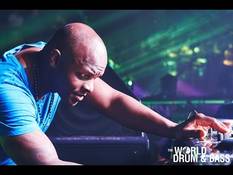 DJ SS @ The World Of Drum&Bass, Moscow, February 2015