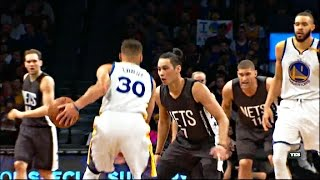 Warriors 2016-17: Game 30 VS Jeremy Lin ( 10 pts, 11 ast, 8 reb)