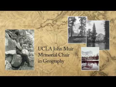 Interview with Glen MacDonald on the UCLA John Muir Chair of Geography