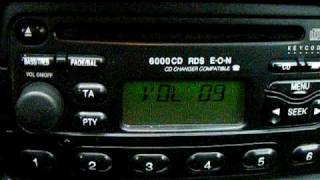 Ford Mondeo 6000CD RDS EON CD-Changer
