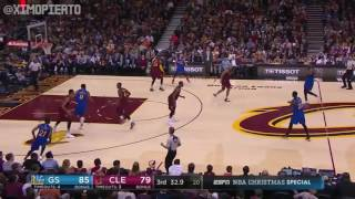 Golden State Warriors vs Cleveland Cavaliers | Full Highlights | Dec 25, 2016 | 2016-17 NBA Season