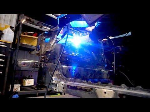 NEW WELDER - S13 GETS ATTENTION