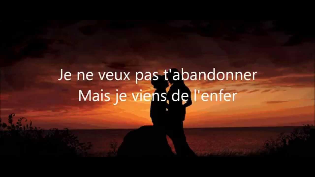 Imagine Dragon Demons French Lyric Parole Francais Youtube