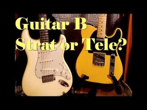 Stratocastertelecaster Bridge Pickup Sound Comparison Quizz