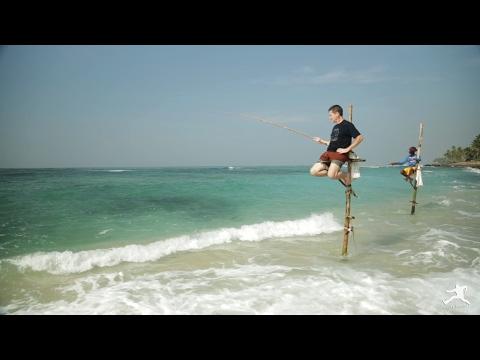 Sri Lanka: The Stilt Fishermen