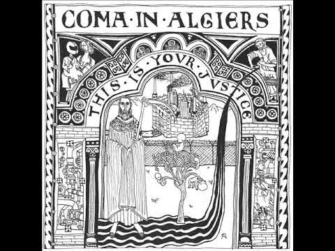 Coma In Algiers - Sex Money Death