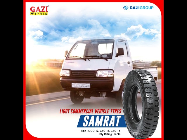 Gazi Light Commercial Vehicle Tyres