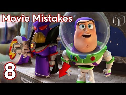 Toy Story Small Fry - 8 Movie Mistakes