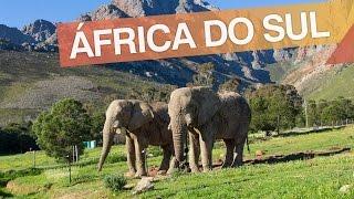 Cape Town - Africa do Sul :: 3 atrações imperdíveis da Cidade do Cabo :: 3em3